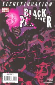 Black Panther #40 (2008) Secret Invasion Marvel comic book